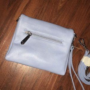 Charming Charlie Bags - ✨3 for $20 Sale✨Light Blue Cross-body